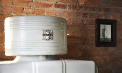 First generation electric refrigerator