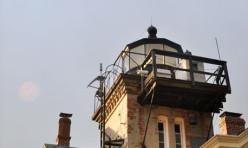 Tower exterior