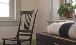 West Room rocking chair
